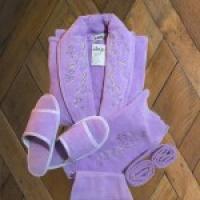 گالری خواب یاتاک - حوله تن پوش سرویس ( 125 )